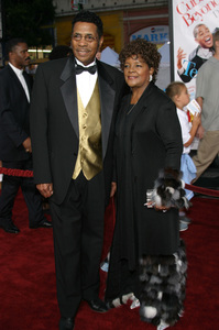 """""""The Fighting Temptations"""" Premiere9-17-2003Reverend Shirley Caesar and husbandPhoto by Sam Kweskin - Image 21512_0023"""