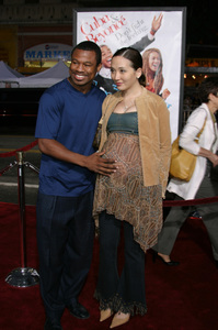 """The Fighting Temptations"" Premiere9-17-2003Sugar Shane Mosley and wife JinPhoto by Sam Kweskin - Image 21512_0088"