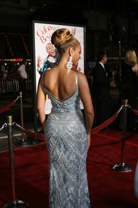 """The Fighting Temptations"" Premiere9-17-2003Beyonce KnowlesPhoto by Sam Kweskin - Image 21512_0137"