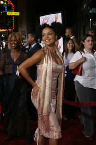 """The Fighting Temptations"" Premiere9-17-2003Victoria RowellPhoto by Sam Kweskin - Image 21512_0143"
