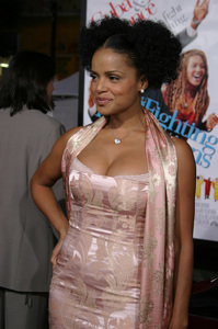 """The Fighting Temptations"" Premiere9-17-2003Victoria RowellPhoto by Sam Kweskin - Image 21512_0144"