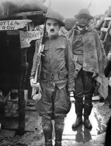 """""""Shoulder Arms""""Charlie Chaplin1918**I.V. - Image 21542_0004"""