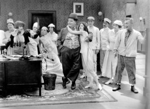 """Good Night Nurse""Roscoe ""Fatty"" Arbuckle, Alice Lake & Buster Keaton1918 Paramount**I.V. - Image 21547_0002"