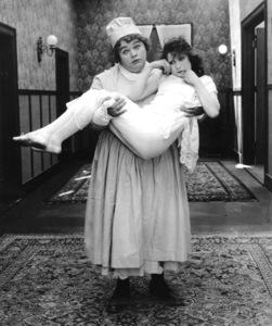 """Good Night Nurse""Roscoe ""Fatty"" Arbuckle &  Alice Lake1918 Paramount**I.V. - Image 21547_0004"