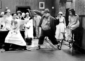 """Good Night Nurse""Roscoe ""Fatty"" Arbuckle, Alice Lake & Buster Keaton1918 Paramount**I.V. - Image 21547_0007"