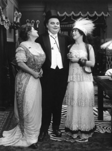 """That Little Band of Gold""Roscoe ""Fatty"" Arbuckle & Mabel Normand1915**I.V. - Image 21552_0001"