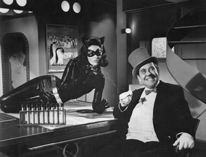 """Batman: The Movie""Lee Meriwether, Burgess Meredith1966 20th Century Fox - Image 21560_0003"