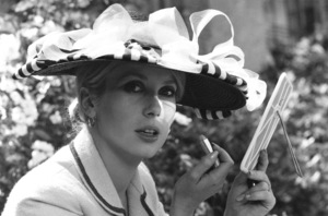 """La Vie De Chateau""Catherine Deneuve off camera 1966**I.V. - Image 21574_0001"