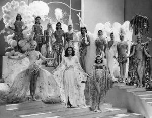 """Ziegfeld Girl""Hedy Lamarr, Judy Garland1941 MGM** B.L. - Image 21583_0004"