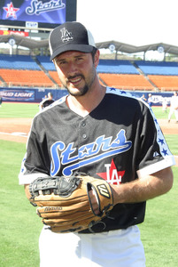 """Hollywood All-Star Celebrity Night""Dodger Stadium 45th Annual 08/09/03David ArquetteMPTV - Image 21590_0026"