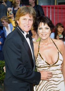 """""""ABC 50th Year All Star Party"""" 3/16/03Bruce Jenner & date MPTV - Image 21590_0069"""