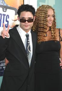 """Dickie Roberts Former Child Star"" Premiere  09/03/03Corey Feldman & wife Susie MPTV - Image 21590_0076"