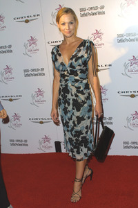 """""""6th Annual Benefit for the Lili Claire Foundation""""10/18/03Jennie GarthBeverly Hilton HotelBeverly Hills, CAMPTV - Image 21590_0131"""