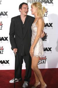 """Kill Bill Vol. 1"" Premiere09/29/03Quentin Tarantino & Uma Thurman  Graumans Chinese Theater Hollywood, CAMPTV - Image 21590_0136"
