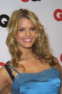 """""""GQ Annual Hollywood Party"""" 2-20-03Jessica SimpsonMPTV - Image 21590_0178"""