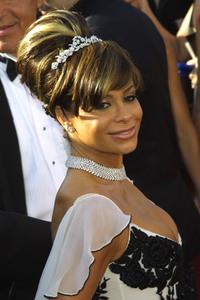 """55th Annual Primetime Emmy Awards"" 9-21-03Paula AbdulMPTV - Image 21590_0234"