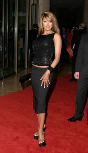 """5th Annual Family Television Awards"" 8-14-03Traci Bingham   MPTV - Image 21590_0243"