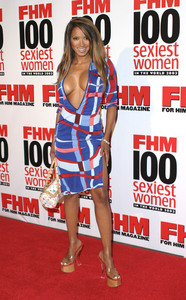 """""""FHM Hot 100 Party"""" 6-5-03Traci Bingham MPTV - Image 21590_0244"""
