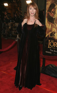"""Lord of the Rings: The Return of the King"" Premiere 12-03-2003Casandra PetersonMPTV - Image 21590_0424"