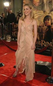 """""""Lord of the Rings: The Return of the King"""" Premiere 12-03-2003Melissa GeorgeMPTV - Image 21590_0430"""