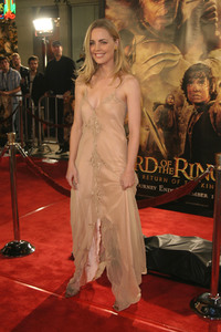 """""""Lord of the Rings: The Return of the King"""" Premiere 12-03-2003Melissa GeorgeMPTV - Image 21590_0463"""