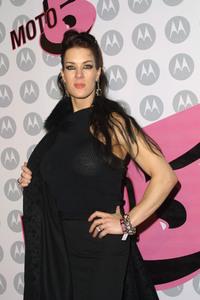 """5th Annual Motorola Anniversary Party"" 12/4/03Joanie Laurer  MPTV - Image 21590_0606"