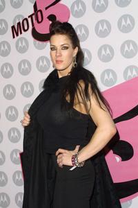 """5th Annual Motorola Anniversary Party"" 12/4/03Joanie Laurer  MPTV - Image 21590_0607"