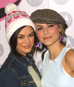 """""""5th Annual Motorola Anniversary Party"""" 12/4/03Rachel Blison & Samaire Armstrong MPTV - Image 21590_0653"""