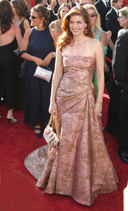 """55th Annual Primetime Emmy Awards"" 9/21/03Debra MessingMPTV  - Image 21590_0749"