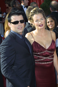 """55th Annual Primetime Emmy Awards"" 9/21/03Matt LeBlanc & wife AnnMPTV  - Image 21590_0792"