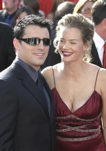 """55th Annual Primetime Emmy Awards""9-21-03Matt LeBlanc and wife MelissaMPTV/G.W. - Image 21590_0857"