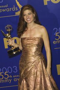 """55th Annual Primetime Emmy Awards"" 9-21-03Debra MessingMPTV/S.W. - Image 21590_0869"