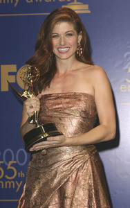 """55th Annual Primetime Emmy Awards"" 9-21-03Debra MessingMPTV - Image 21590_0910"