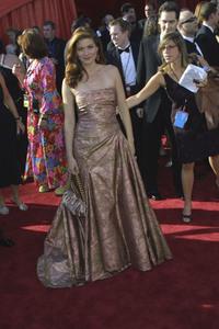"""55th Annual Primetime Emmy Awards"" 9-21-03Debra MessingMPTV - Image 21590_0911"
