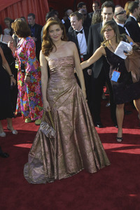 """55th Annual Primetime Emmy Awards"" 9-21-03Debra MessingMPTV - Image 21590_0911"