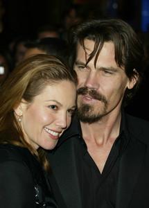 """The Wedding Date"" Premiere Diane Lane and husband Josh BrolinUniversal Studios Theater Universal City, California 01/27/05MPTV - Image 21590_0949"