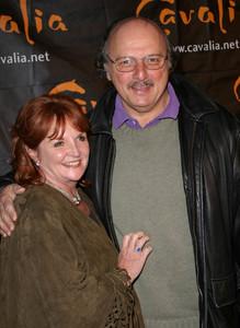 """Opening Night for Cavalia Magical Encounter between Horse and Man""Dennis Franz and wife Joanie ZeckSanta Monica Pier / Santa Monica, CA11-10-2004MPTV - Image 21590_0952"