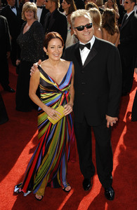 """The 56th Annual Primetime Emmy Awards""Patricia Heaton and husband David HuntShrine Auditorium / Los Angeles, CA 09-19-2004MPTV - Image 21590_0954"
