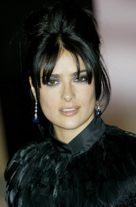 """Vanity Fair Post Oscar Party""Salma HayekMorton"