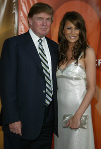 """NBC All Star Party TCA Press Tour"" (shows returning in the Fall) Donald Trump, Melania Knauss07/11/2004 / Universal Studios / Hollywood, CA  - Image 21590_1008"