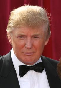 """The 57th Annual Primetime Emmy Awards""Donald Trump09-18-2005 / Shrine Auditorium / Los Angeles, CA - Image 21590_1109"