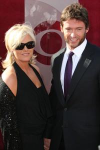 """The 57th Annual Primetime Emmy Awards""Deborra-Lee Furness, Hugh Jackman09-18-2005 / Shrine Auditorium / Los Angeles, CA - Image 21590_1150"