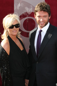 """The 57th Annual Primetime Emmy Awards""Deborra-Lee Furness, Hugh Jackman09-18-2005 / Shrine Auditorium / Los Angeles, CA - Image 21590_1150"