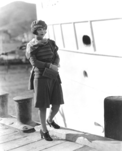 """""""Red Hair""""Clara Bow1928 Paramount**I.V. - Image 21601_0004"""