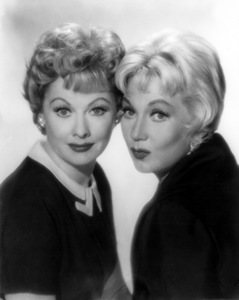 """The Ann Sothern Show"" Lucille Ball, Ann Sothern 1958 CBS ** I.V. - Image 21605_0001"