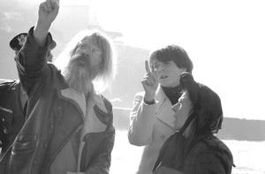 """Harold and Maude""Bud Cort, Ruth Gordon, Dir. Hal Ashby1971 Paramount**I.V. - Image 21644_0009"