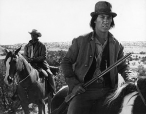 """Brock Peters and David Carradine in """"The McMasters""""1970Photo by Wynn Hammer - Image 2165_0025"""
