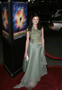 """Paycheck"" Premiere 12/18/03Michelle HarrisonPhoto By Sam Kweskin - Image 21686_0041"