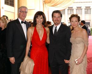 """75th Annual Academy Awards"" 03/25/03Ted Danson, Mary Steenburgen, Josh Brolin, and Diane Lane © 2003 AMPAS/MPTV - Image 21711_0006"