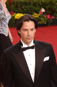 """75th Annual Academy Awards"" 03/25/03Keanu Reeves © 2003 AMPAS/MPTV - Image 21711_0011"